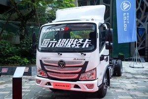 购欧马可4.2米厢车成为京东正式员工