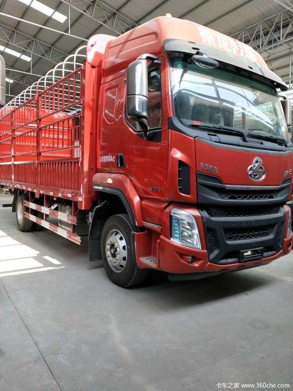 成都东风柳汽6.8米车型乘龙H5,2020年主打车型