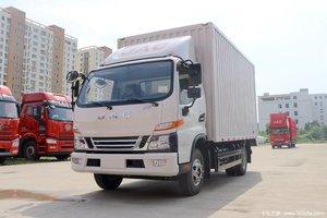 新车到店 重庆市骏铃V6载货车仅需14.83万元