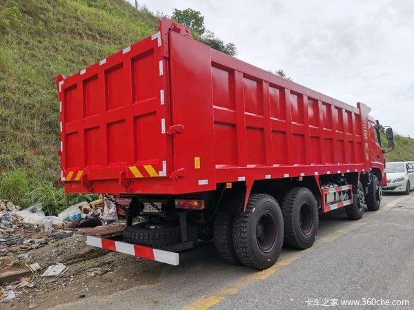 回馈客户三环昊龙自卸车仅售26.6万起