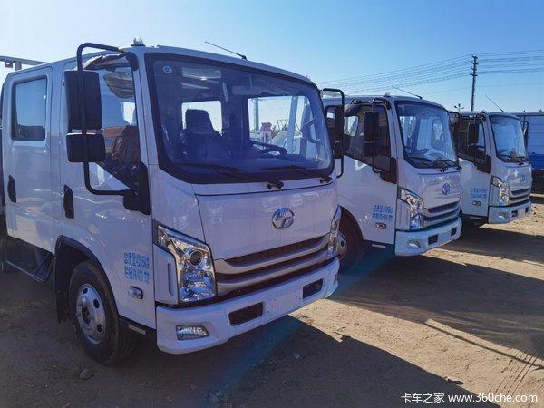 回馈客户东胜超运C系载货车仅售8.59万