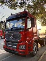 陕汽德龙460马力1000气瓶+液力缓速器M3000S牵引车