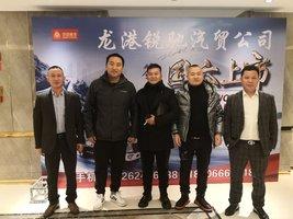 中国重汽HOWO轻卡德威国六上市品鉴会(龙港锐驰店)