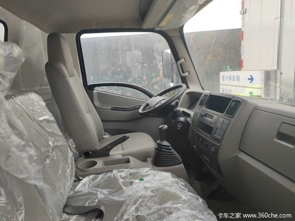 回馈客户凯运升级版载货车仅售10.48万