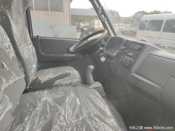 降价促销衢州顺达窄体冷藏车售12.68万