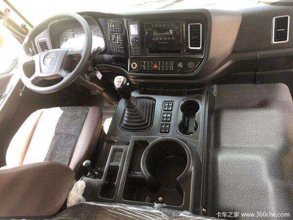 新ETX 8*4渣土车现车一台优惠大促销