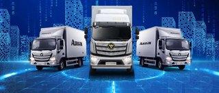 严苛国六比肩全球化标准,欧航欧马可超级卡车全球热销迈向新阶段!