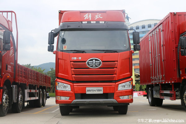 优惠1.2万 解放J6P载货车火热促销