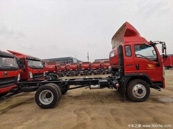 悍将载货车重庆市火热促销中 让利高达1.2万