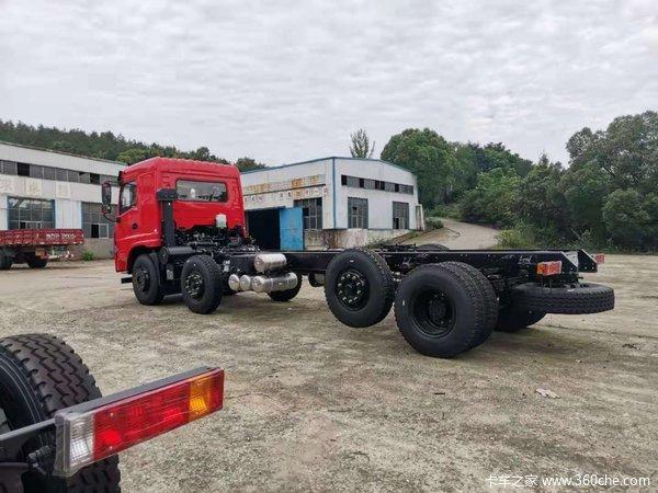 三环昊龙国六前四后六6米新车到店优惠多