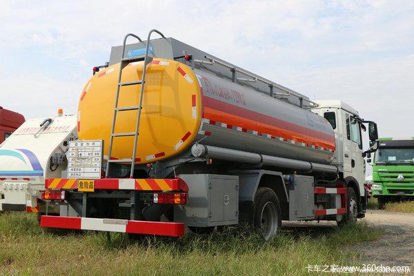 HOWO T5G油罐車限時促銷中 優惠0.99萬