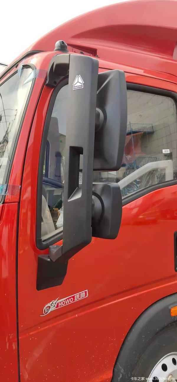 統帥載貨車北京市火熱促銷中 讓利高達1.5萬