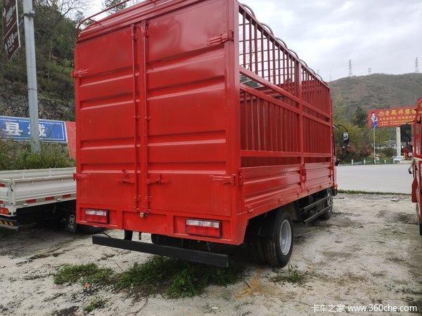 一汽解放,云内D25国六,载货车仅需10.15万元,欢迎订购