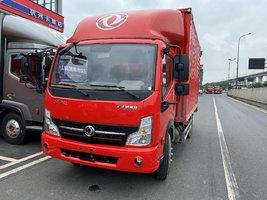 东风凯普特全柴国六版单排厢货车型,新款车型限时优惠