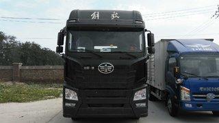直降0.2万元 北京解放JH6牵引车促销中