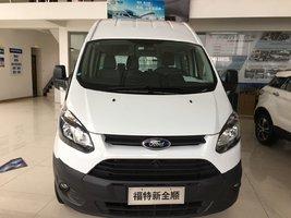 新车到店,南京新全顺仅售15.08万