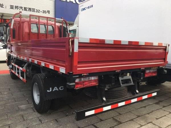仅售11.98万 常州江淮帅铃载货限时抢购