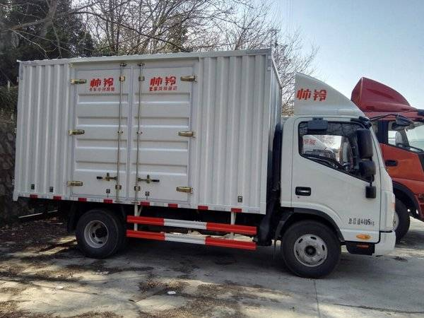 让利促销 南京帅铃K载货车现售9.28万元