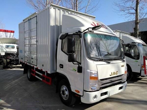 4.2米箱式货车促销中