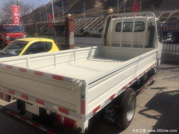 新车促销兰州凯马载货车现售5.78万元