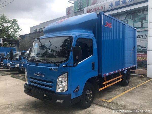 新车促销 深圳凯运升级版货车售10.68万