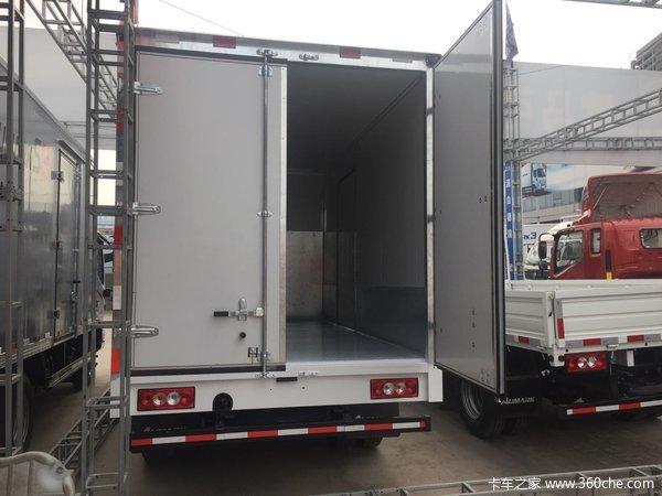 新车到店欧马可S3系载货车仅售13.1万元