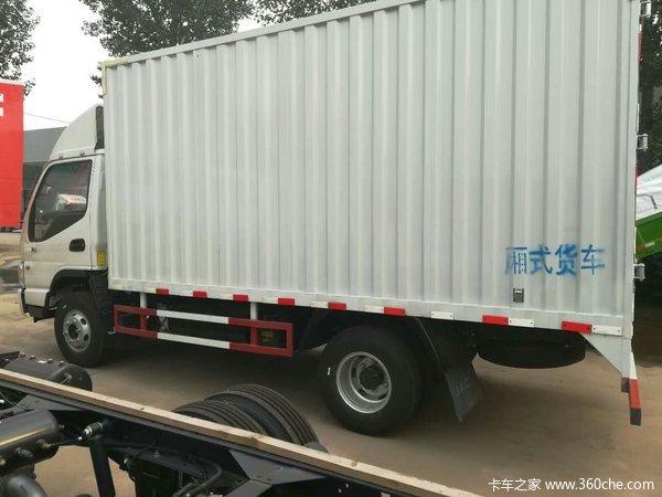 仅售9.8万北京康铃H3爬宽体载货车促销