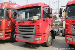 上海格尔发k3l 160马力底盘促销