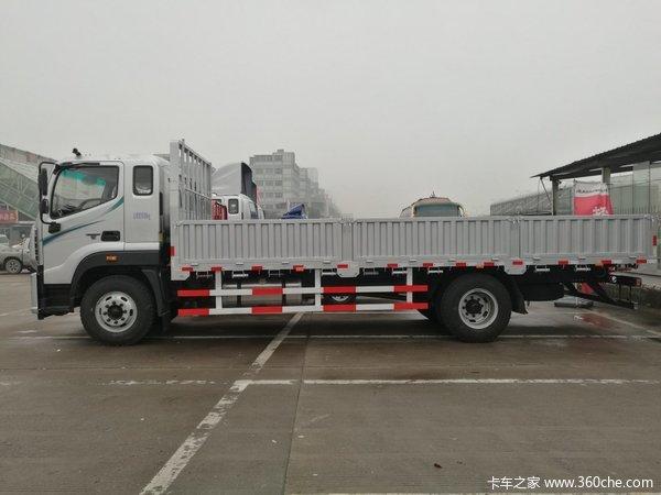 新车到店绍兴欧马可S5载货车仅16.58万