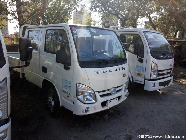 直降0.3万元四平小福星S50载货车促销中
