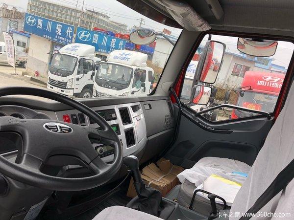 新车促销贵阳金陆自卸车现售23.7万元