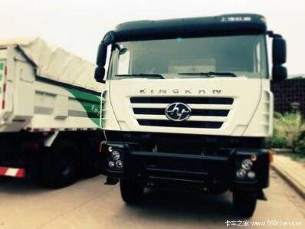 直降1.64万元武汉新金刚自卸车促销中