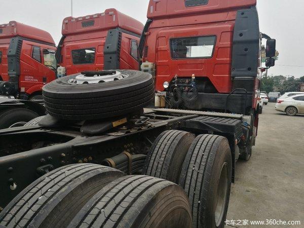 新车促销衡阳解放J6P牵引车现售36万元