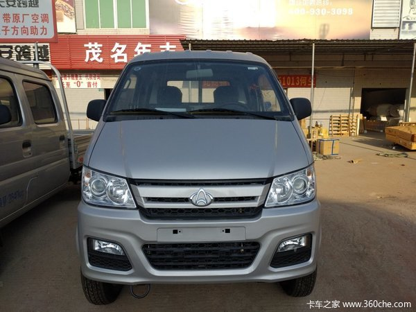 仅售3.58万茂名长安MINI载货车促销中