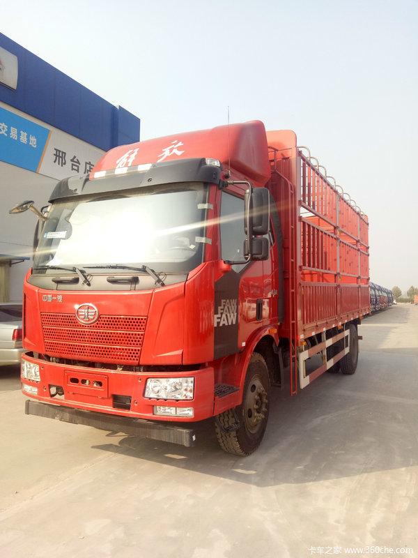 J6L载货车两年无利息现车销售