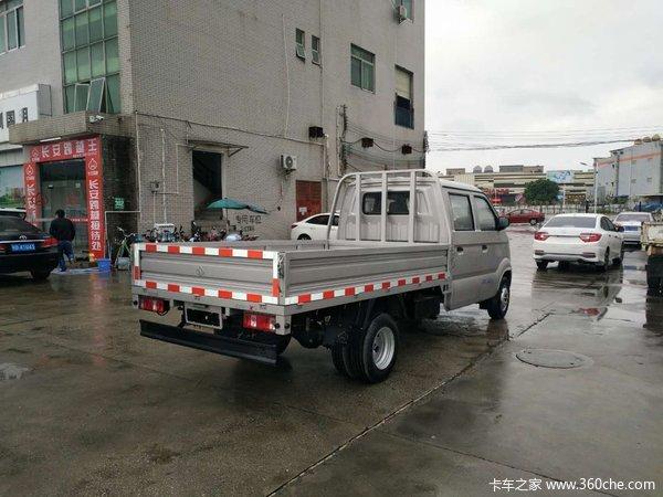 仅售5.43万深圳跨越王X5双排3.1促销中