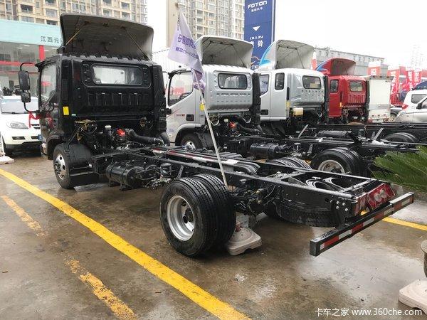 冲刺销量南昌奥铃TS载货车仅售9.91万