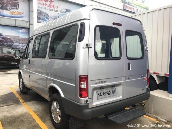 让利促销阳江特顺封闭货车现售10.68万