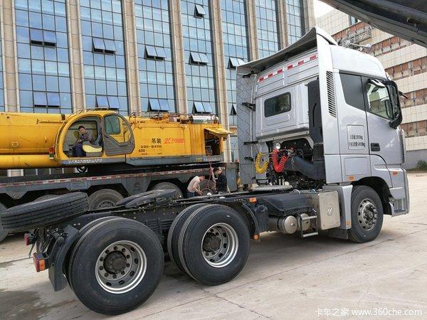 年末钜惠长沙欧曼EST牵引车直降0.8万