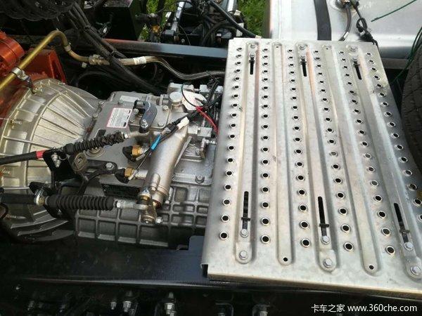 仅售22.8万元上海格尔发A5牵引车促销