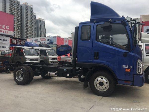 冲刺销量南宁康瑞H载货车仅售8.68万