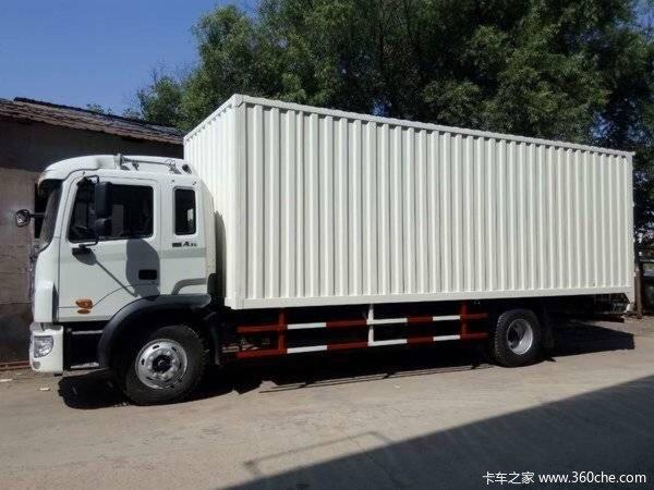 仅售15.6万元格尔发A5L载货车促销中