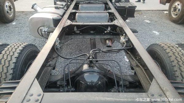 让利促销新乡皓志J6F载货车现售11.5万