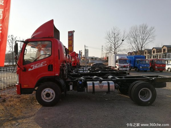 年末降价0.7万元南阳J6F载货车热销中