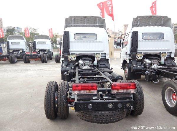 冲刺销量广州凯普特K6载货车仅10.28万