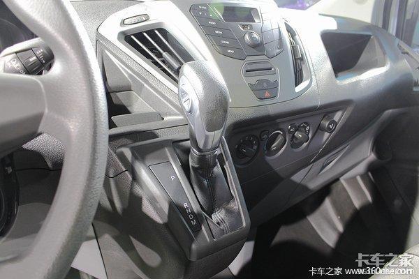让利促销湛江新全顺封闭货车售15.79万