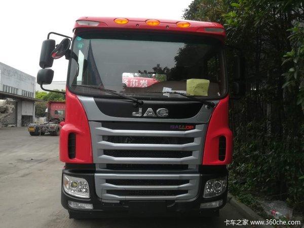 冲刺销量上海格尔发A5牵引车仅17.5万