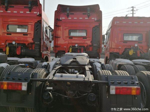 回馈用户南京解放JH6牵引车钜惠5000元