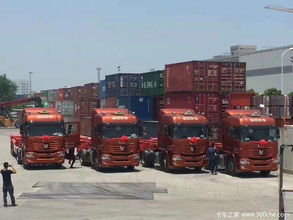 仅售31.8万元上海联合U系牵引车促销中