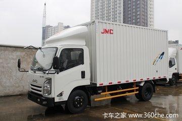 新车促销湛江凯运升级版载货售10.08万